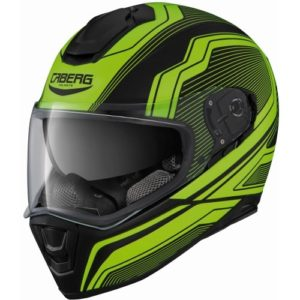 Integralhelm Caberg Drift Flux Gelb Matt