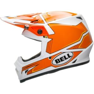 Crosshelm Bell MX-9 Blockade Orange