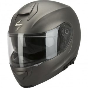 Klapphelm Scorpion EXO 3000 Air Solid Anthracite Matt