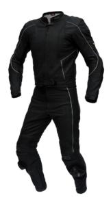 Black-Arrow Bundle Lederkombi + Stiefel + Handschuhe