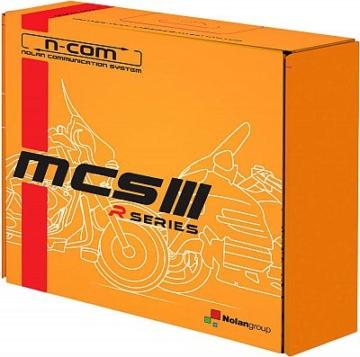 Nolan N-Com MCS III Kommunikationssystem Harley Davidson   - Schwarz - one size