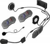 Sena 10R Kommunikationssystem Doppelpack   - Grau - one size
