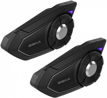 Sena 30K Kommunikationssystem Doppelpack   - Schwarz - one size
