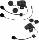 Sena SMH5-FM Bluetooth-Kommunikation System Doppelpack   - Schwarz - one size